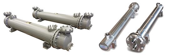 Custom Shell & Tube Heat Exchangers - Top Brands