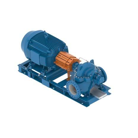 e-XC Splitcase Pumps