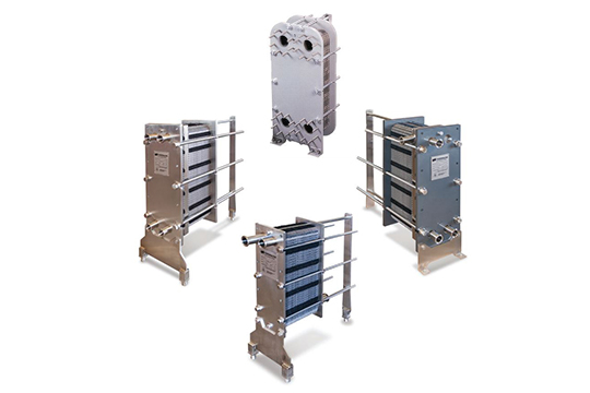 Gasketed Plate & Frame Heat Exchangers - Top Brands
