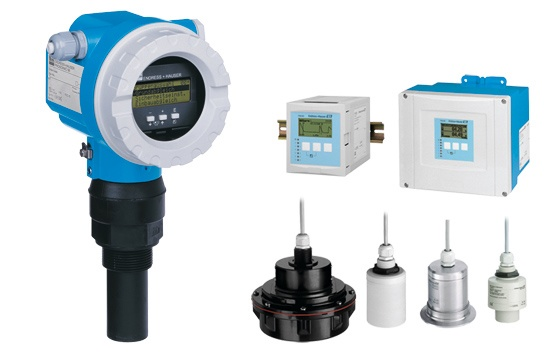Level Measurement: Continuous level measurement and point level detection in liquids and bulk solids.