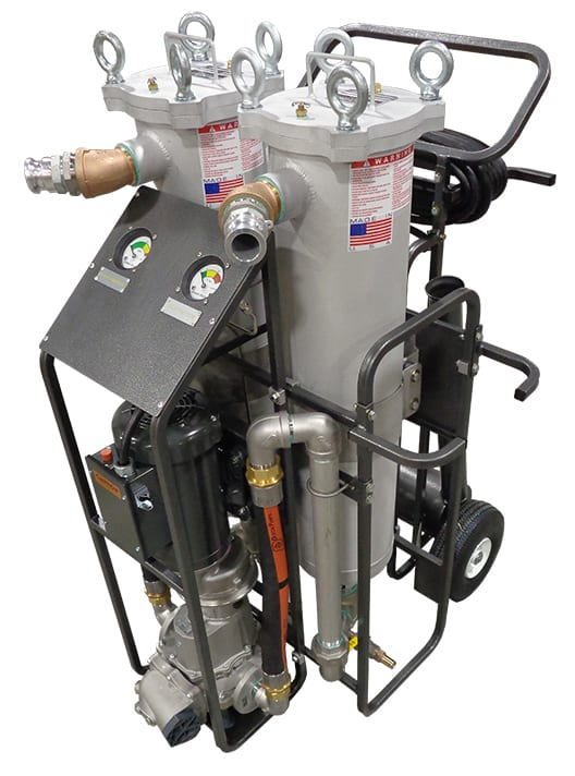Fluid Transfer Carts & Filtration Systems