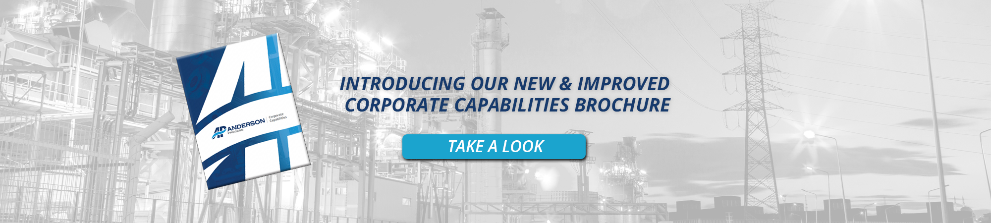 Introducing Our New Corporate Capabilities Brochure
