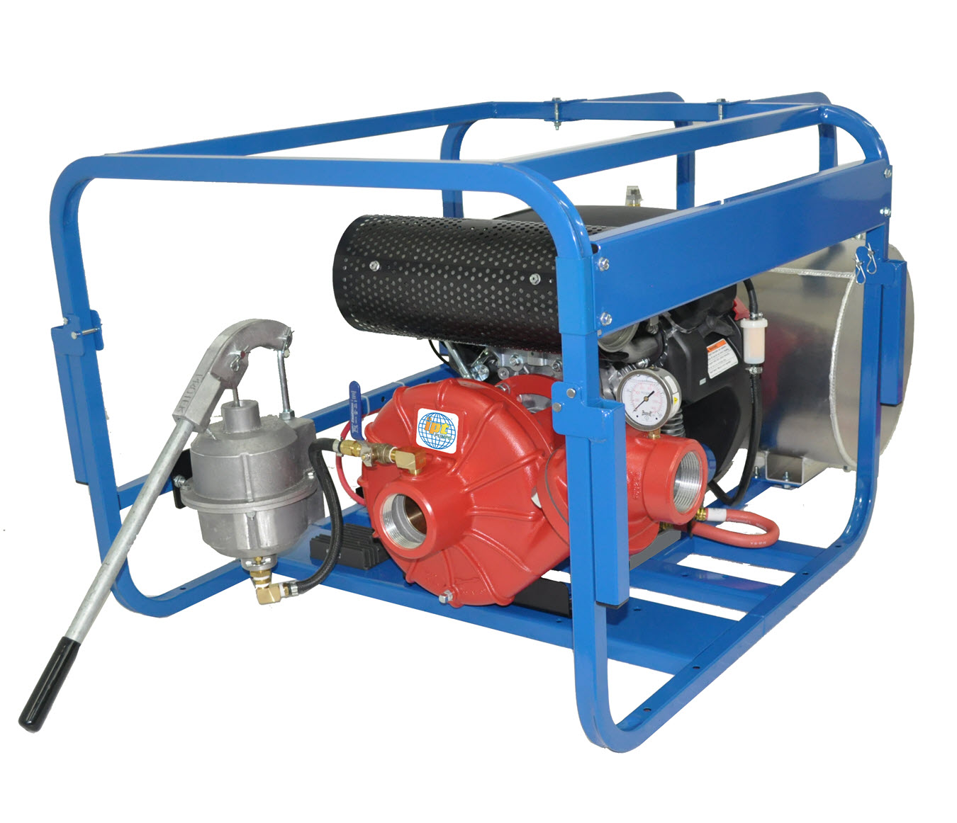 High Pressure/Firefighting Engine Driven Pumps