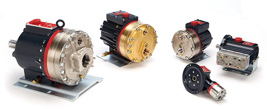 Hydra-Cell F/M/D/H/G Series Seal-less Pumps