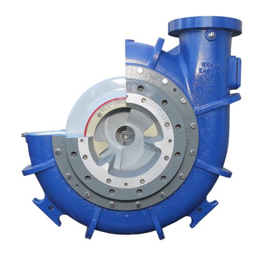 Cutter Pumps
