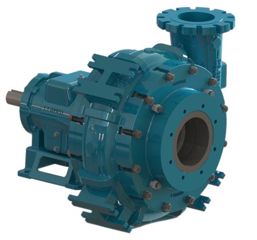 Solids Handling Pump