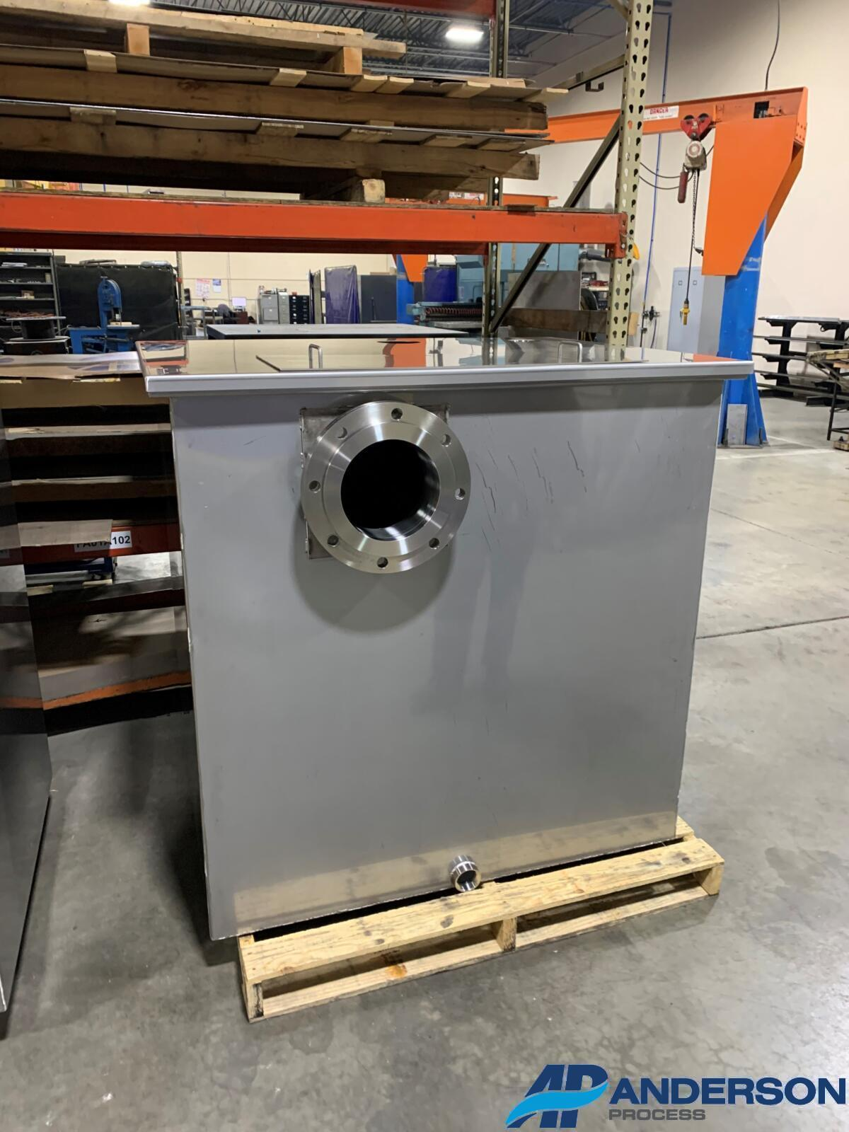 Stainless-Steel Laundry Tanks