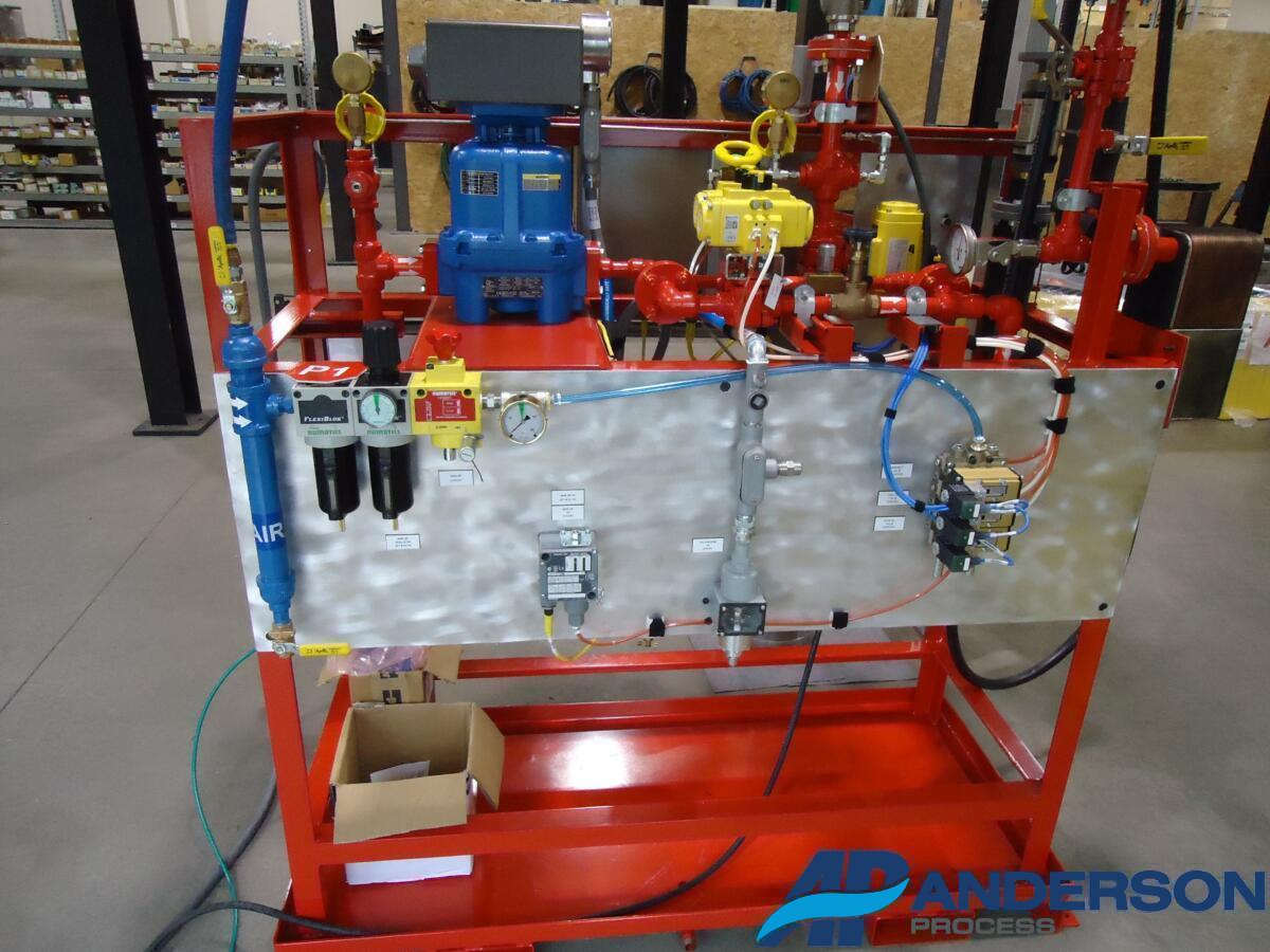 Gas Skid Build 1