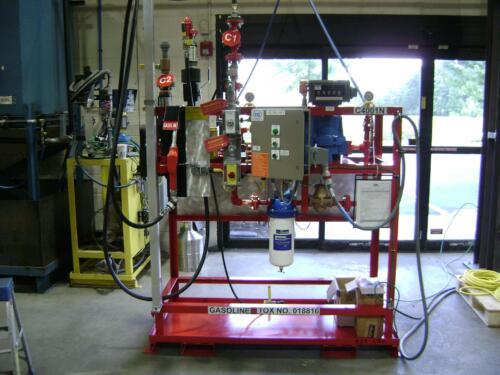 Gas Skid Build 2