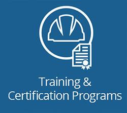 Training & Certification Programs