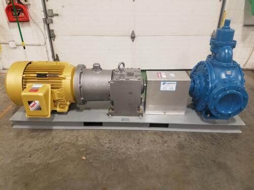 Blackmer pump skid 2