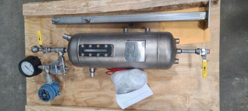 Barrier Fluid Reservoir Tank