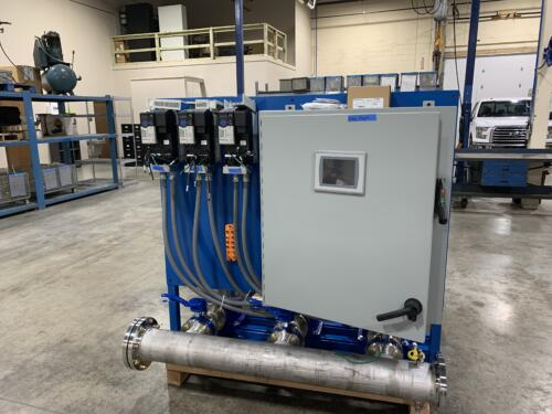 Goulds Booster Pumps for City Water