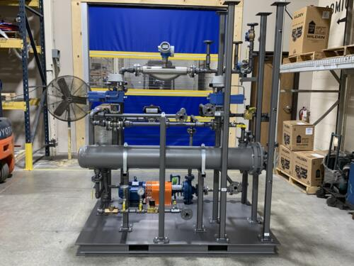 Temperature Controlled Skid